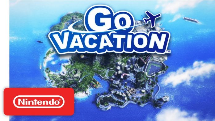 Go Vacation Release Date Switch