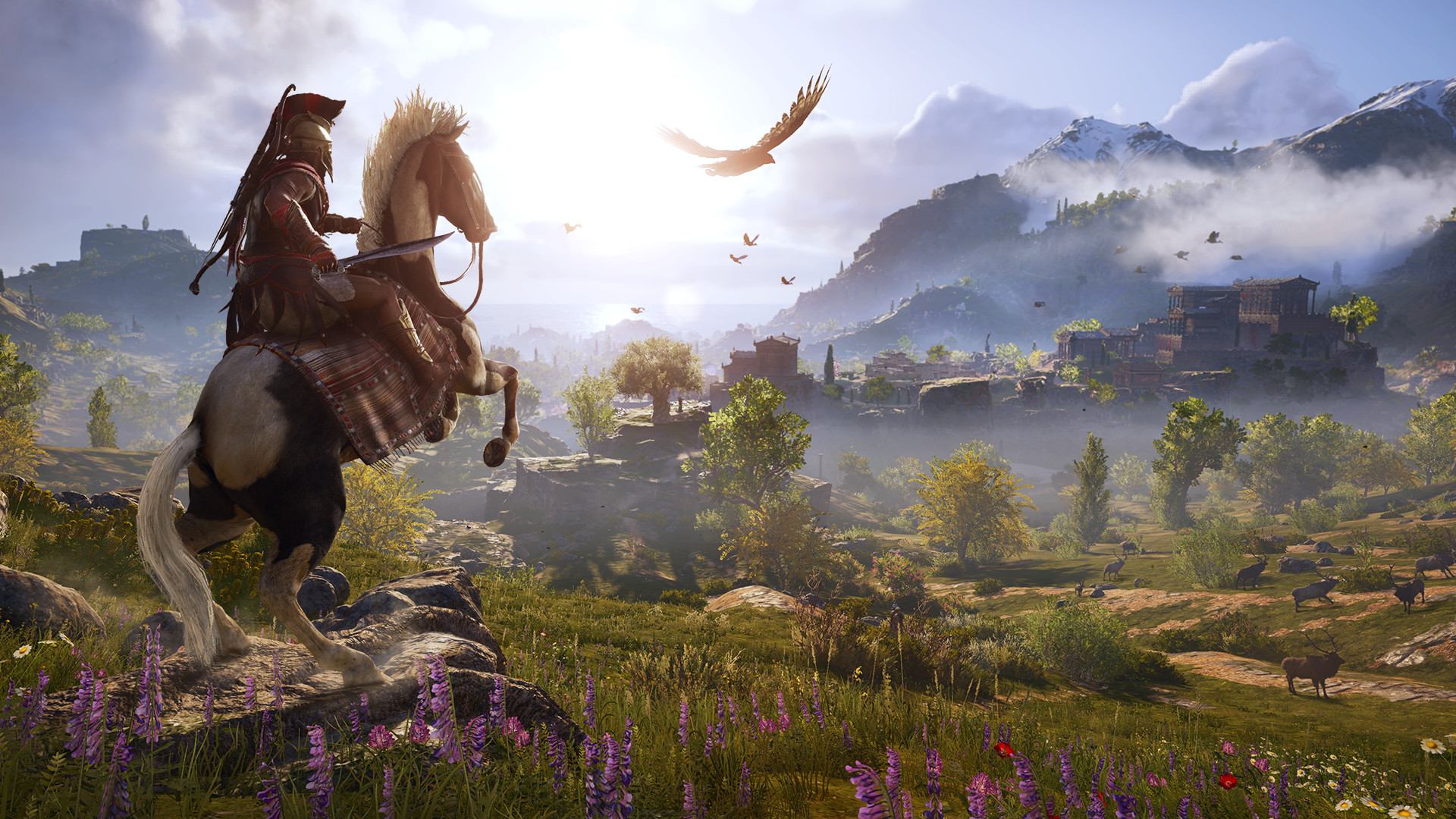 Assassin's Creed Odyssey Release Date