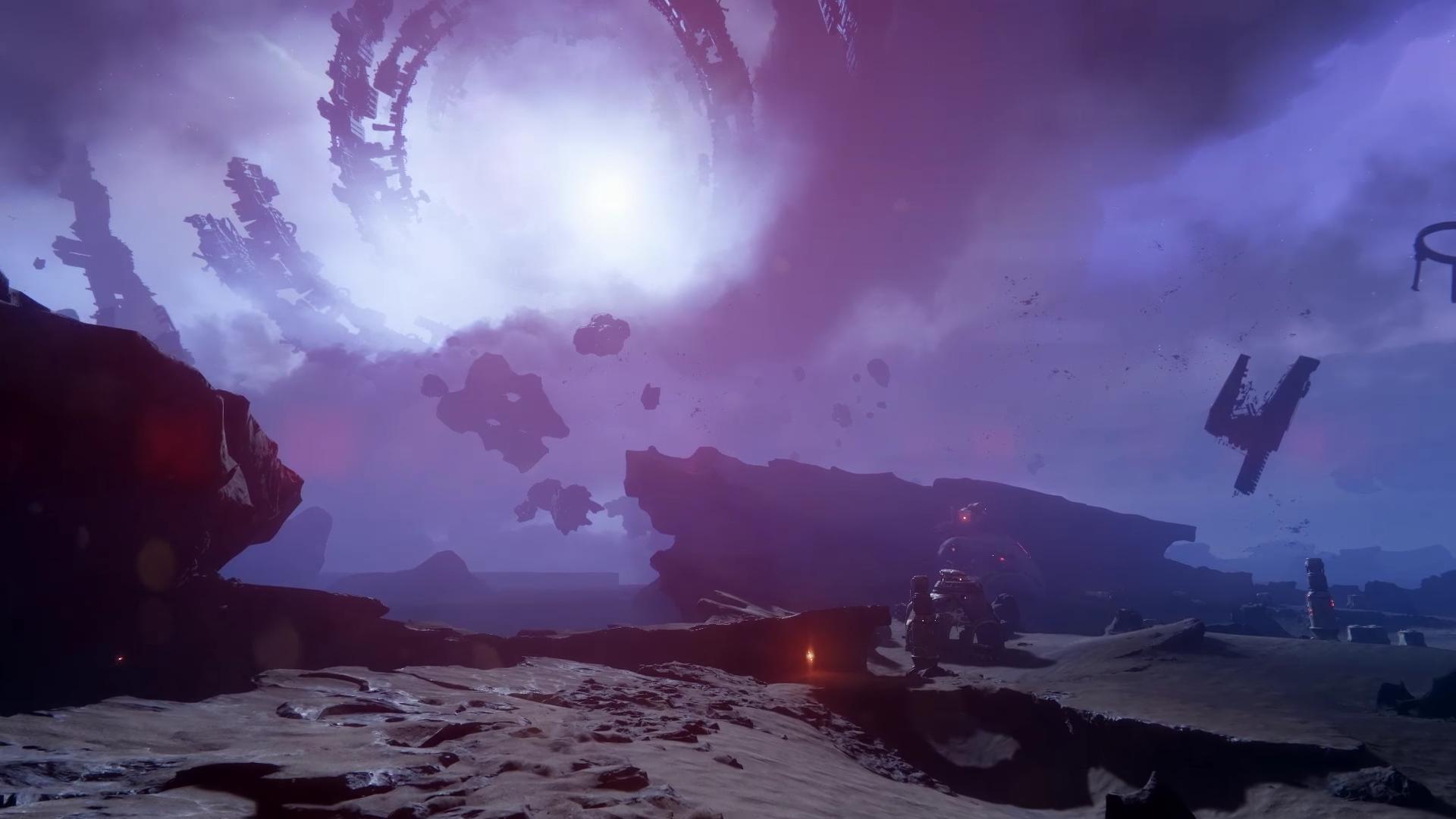 destiny forsaken release date