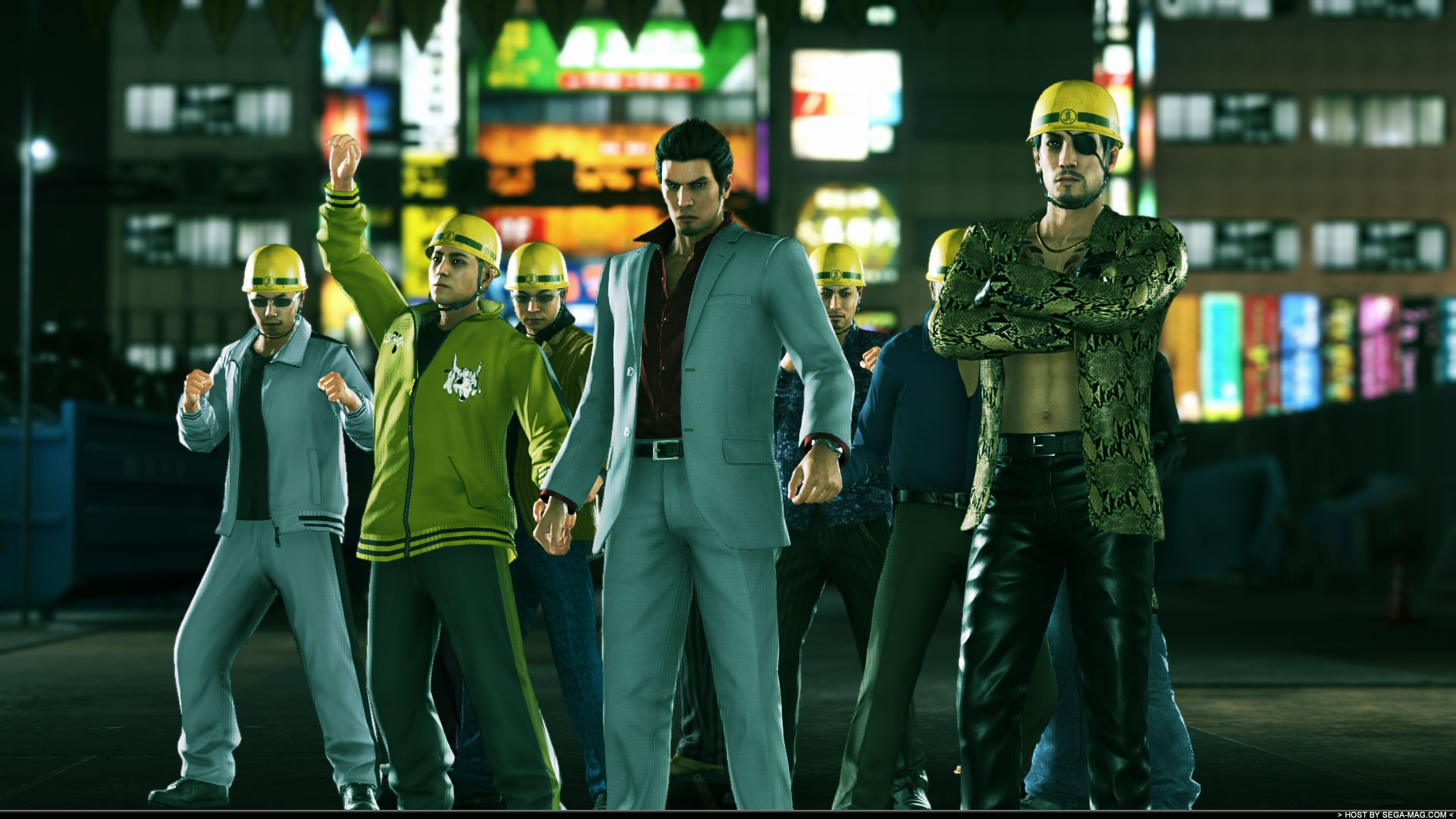 Yakuza Kiwami 2 Crashing Freezing Solutions Ps4 Chaos Hour
