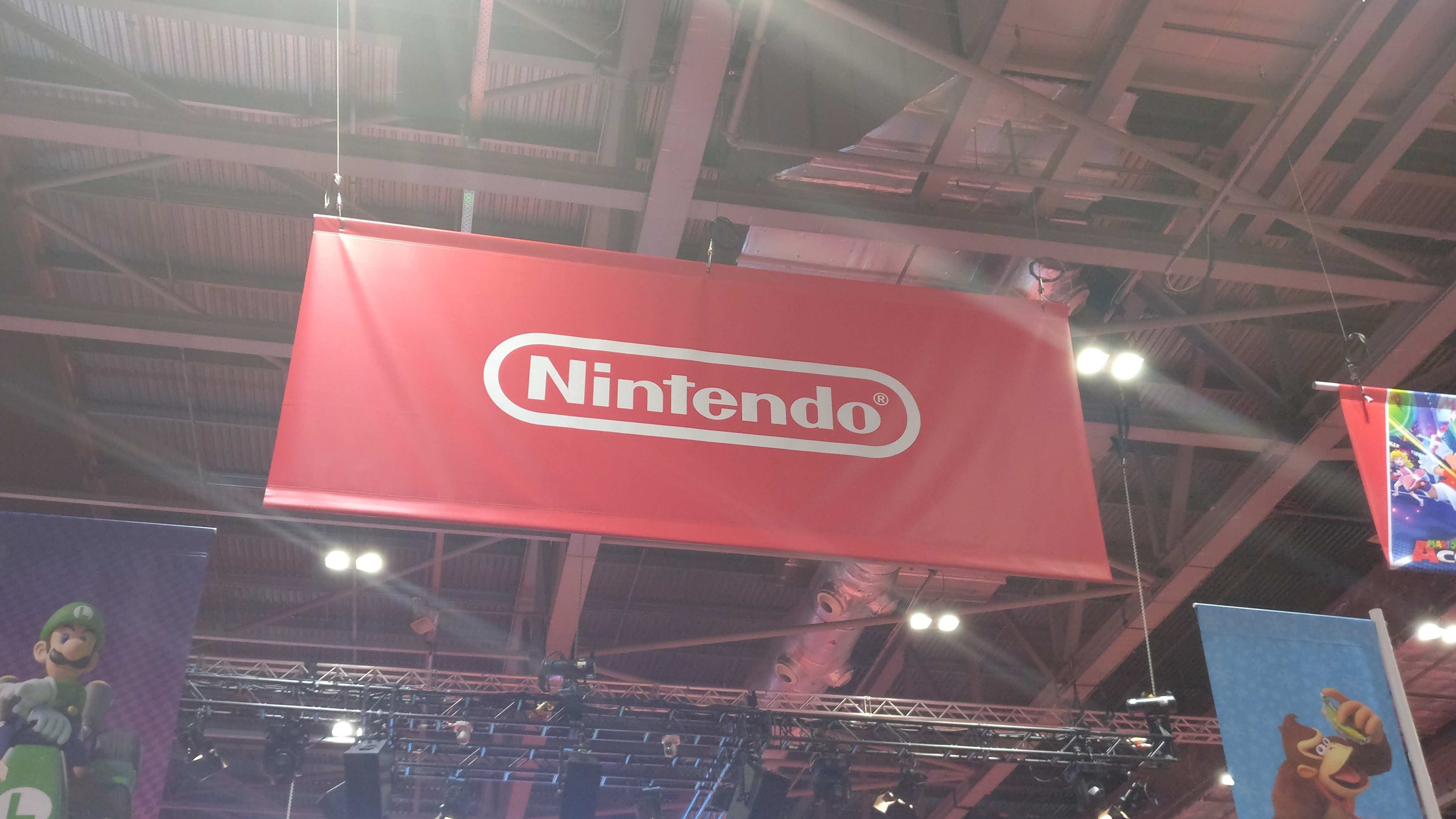 Nintendo at MCM London 2018
