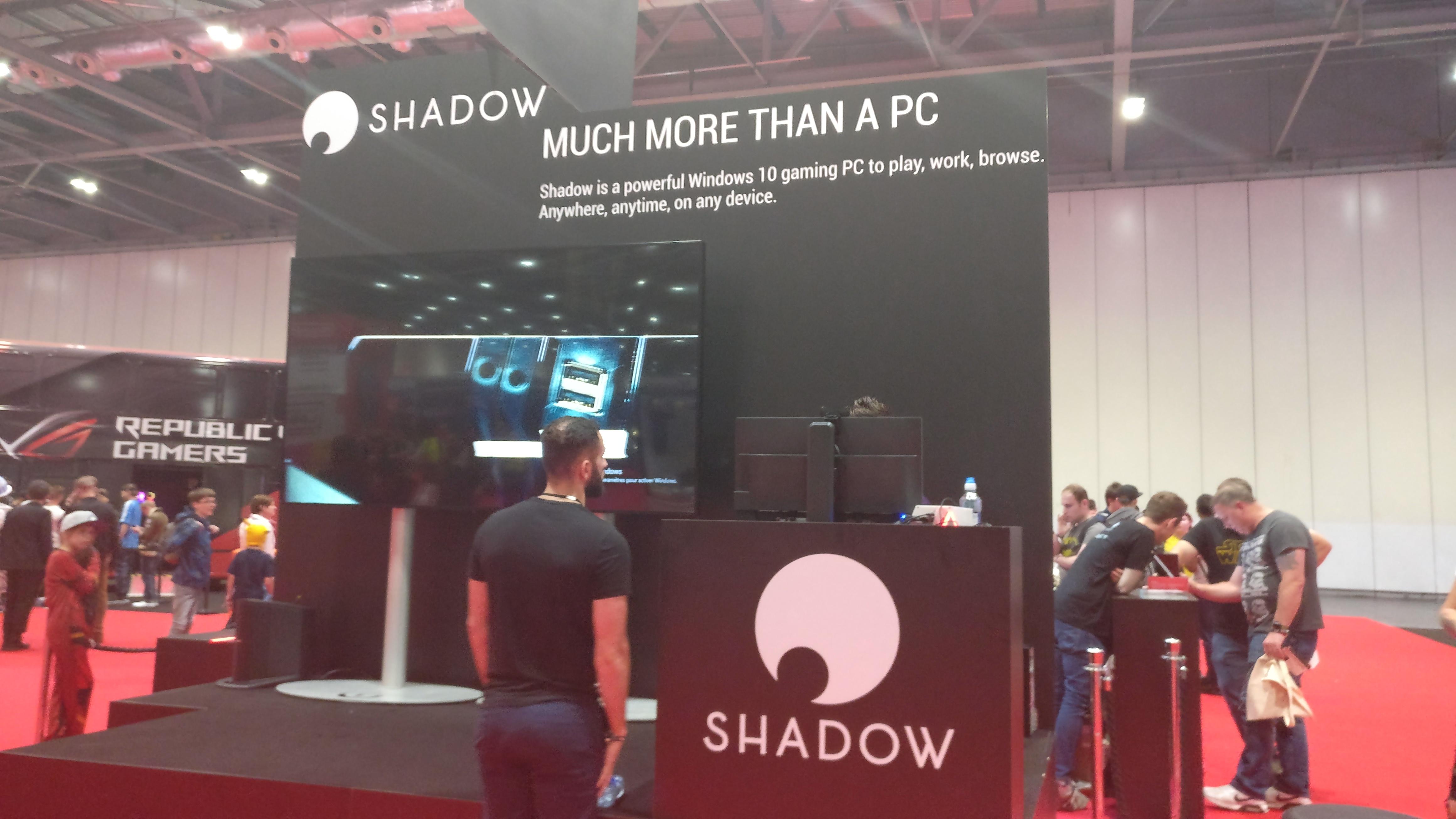 Shadow at MCM London 2018