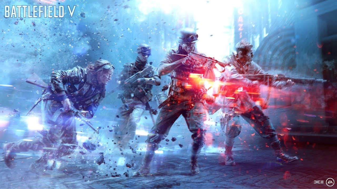 Streaming Battlefield 5 Bitrate Guide @ 1080p 60FPS    Chaos Hour