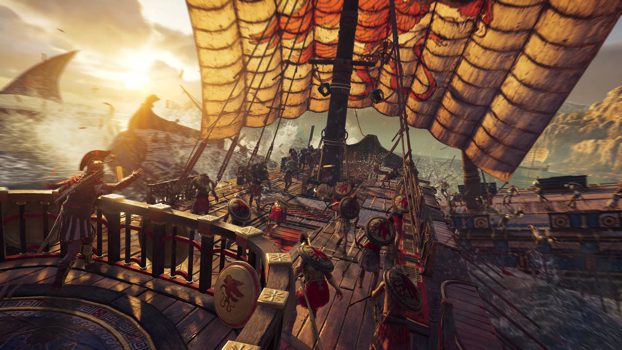 Bolstering Your Playstation 4 Frame Rate For Assassins Creed Odyssey