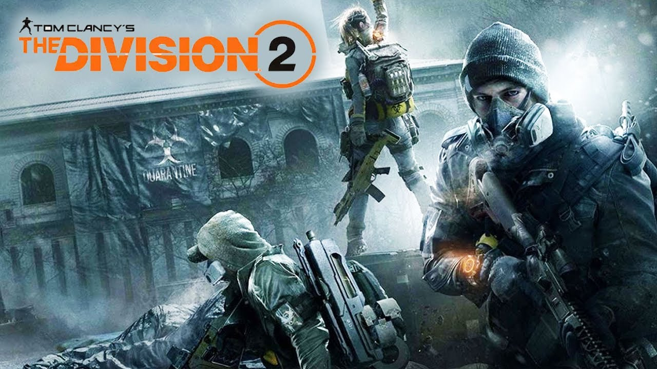 Division 2 Release Date March 2019