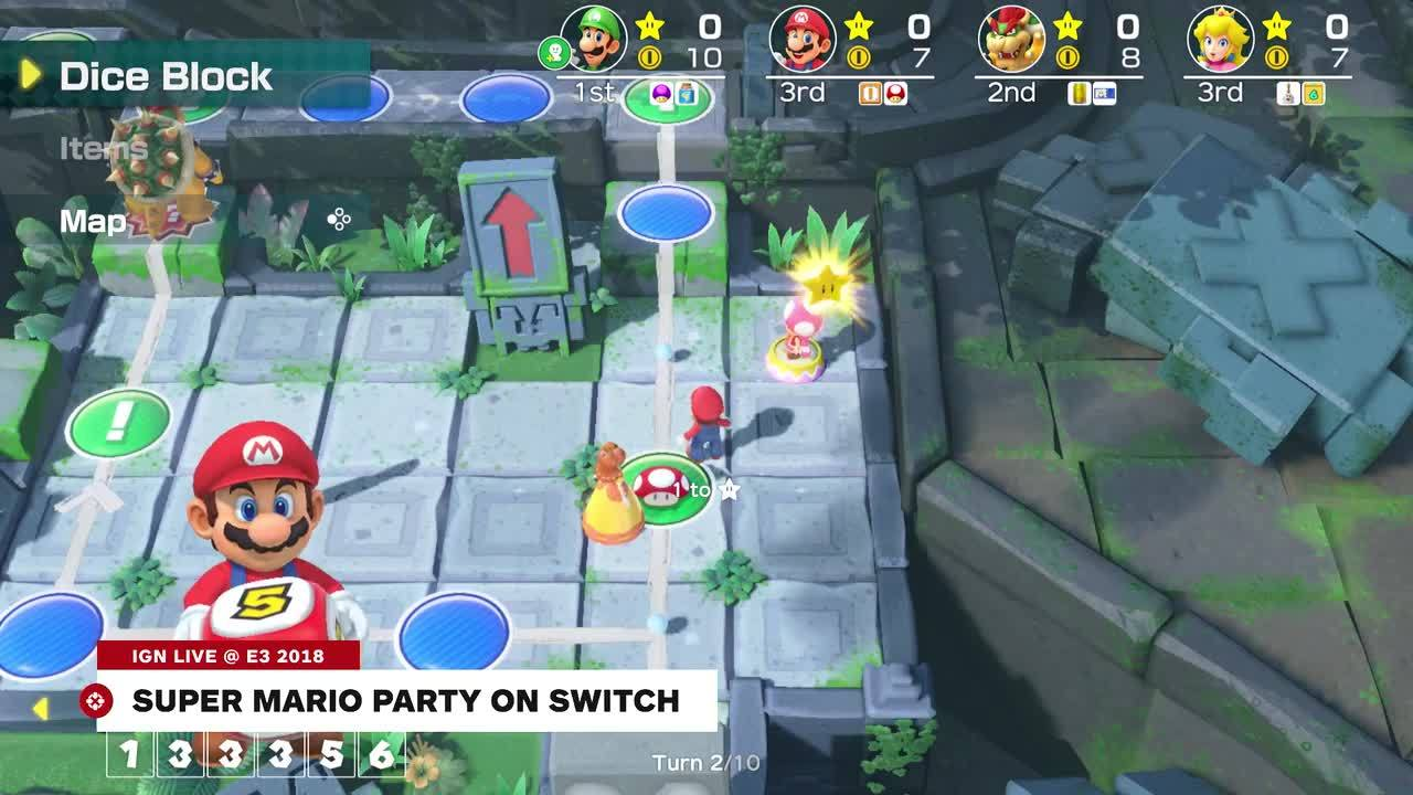 Super Mario Party Not Loading Switch Fixes Chaos Hour