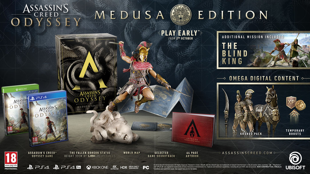 Pre-Order Assassins Creed Odyssey Today