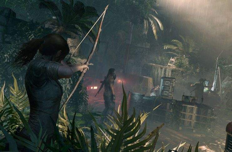 Shadow of the Tomb Raider Peruvian Jungle Guide