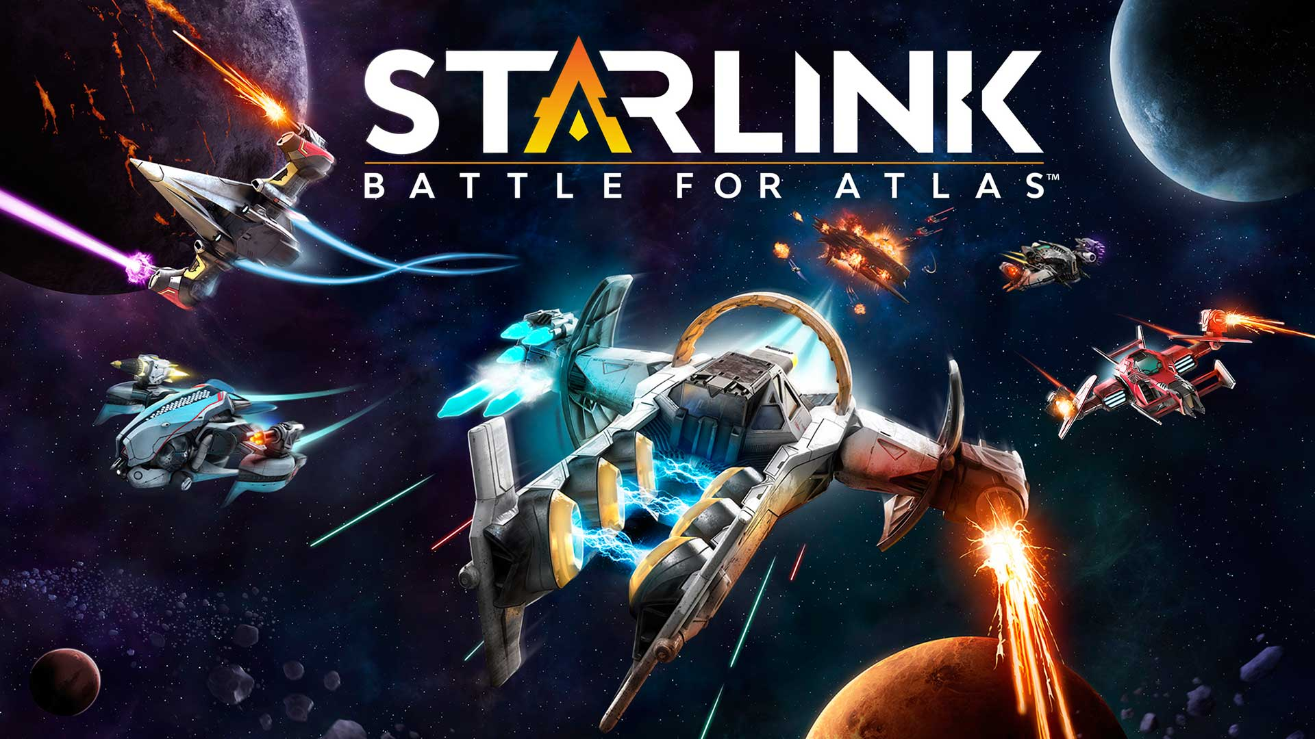Starlink Battle for Atlas Updates