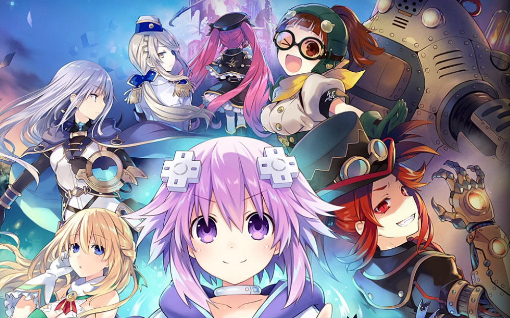 Super Neptunia RPG Release Date