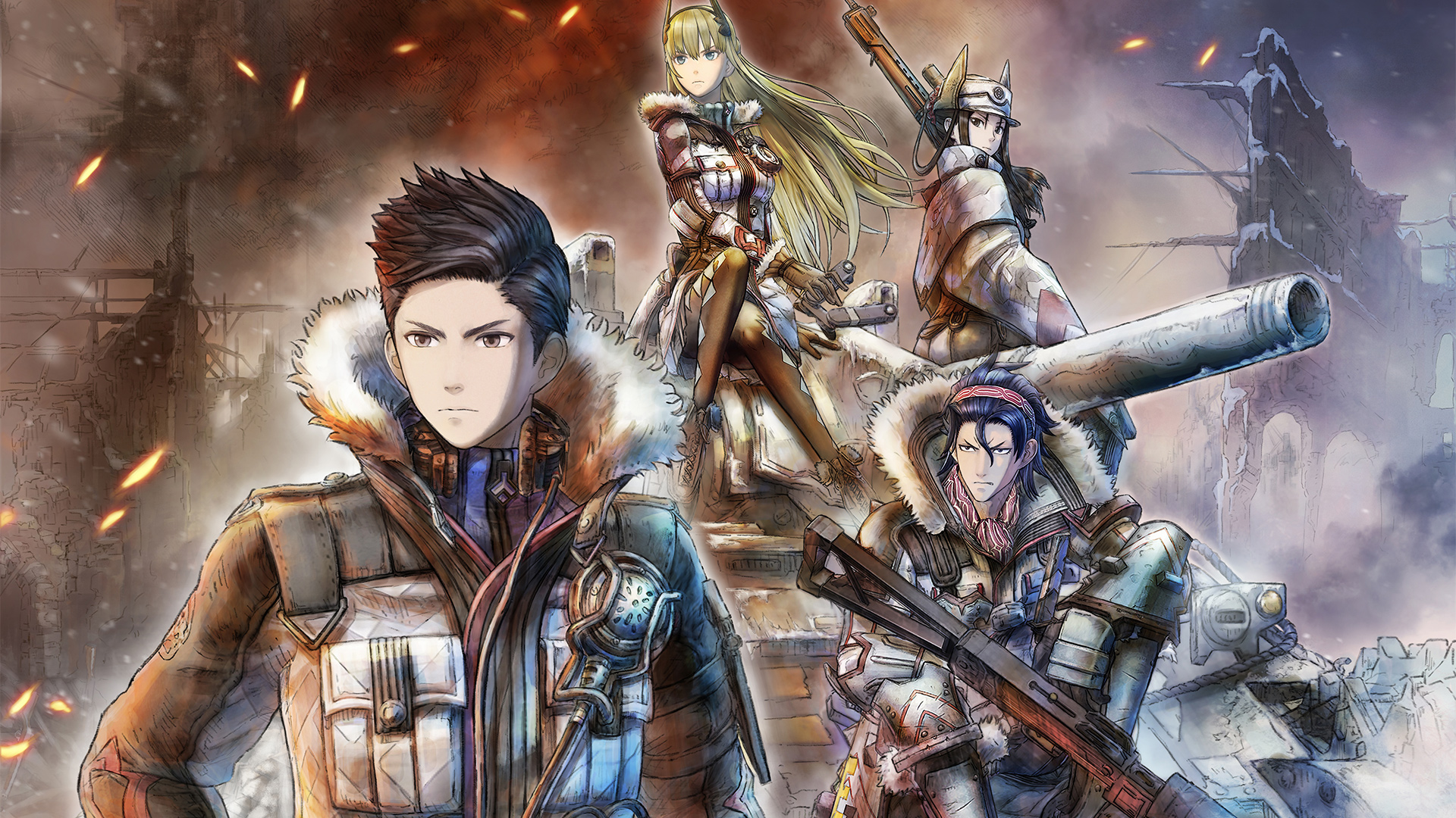 Valkyria Chronicles 4 Updates