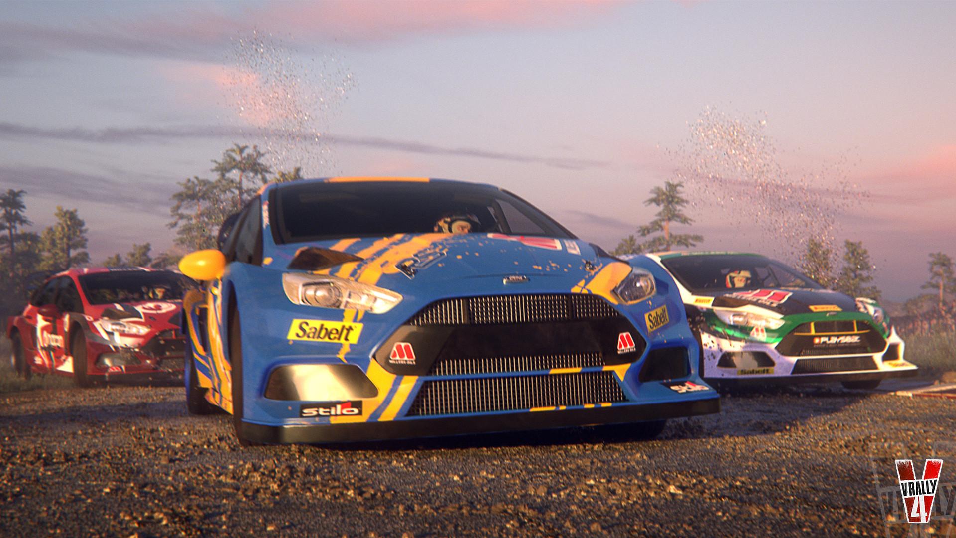 V Rally 4 Guide