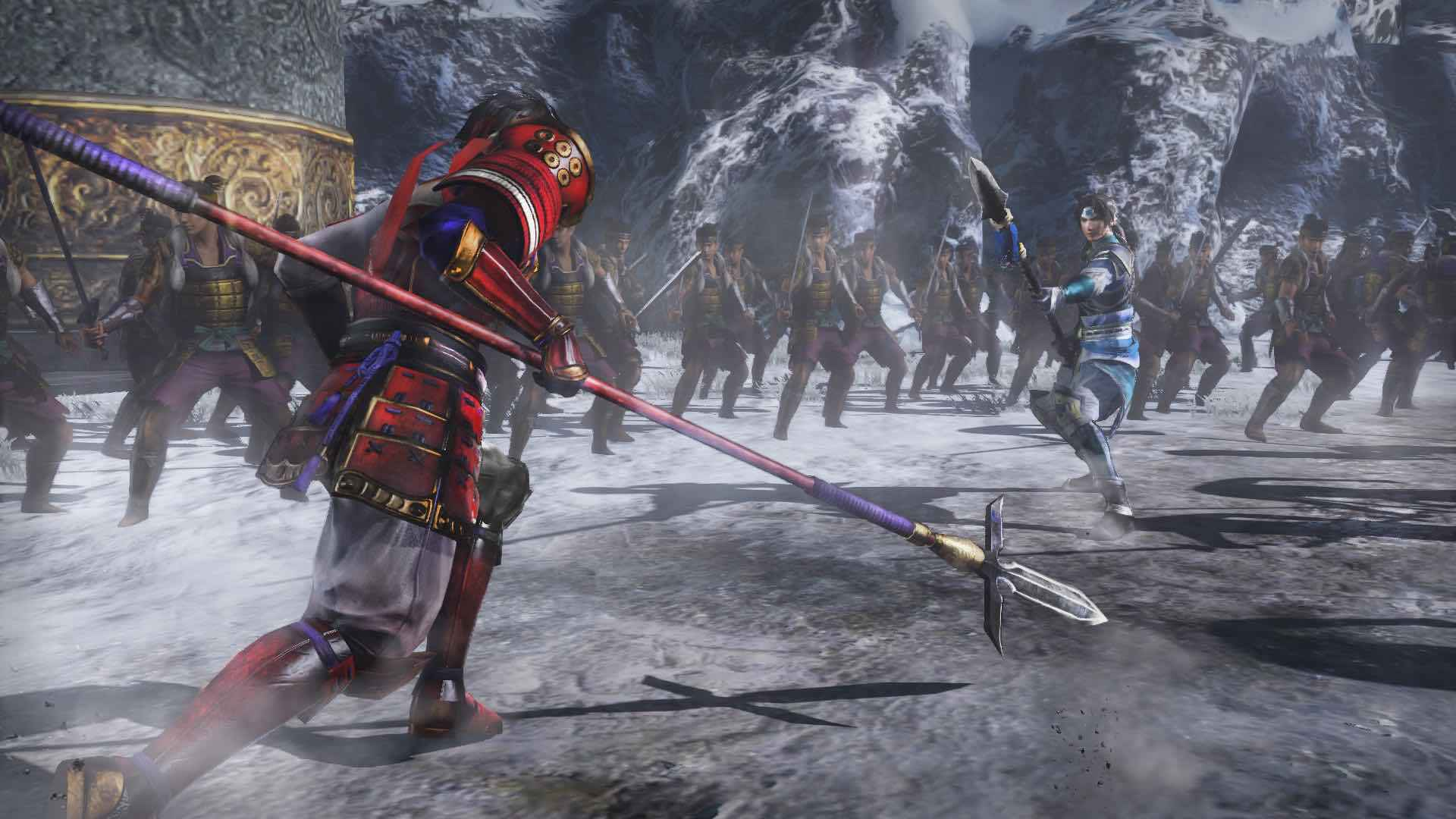 Warriors Orochi 4 Streaming