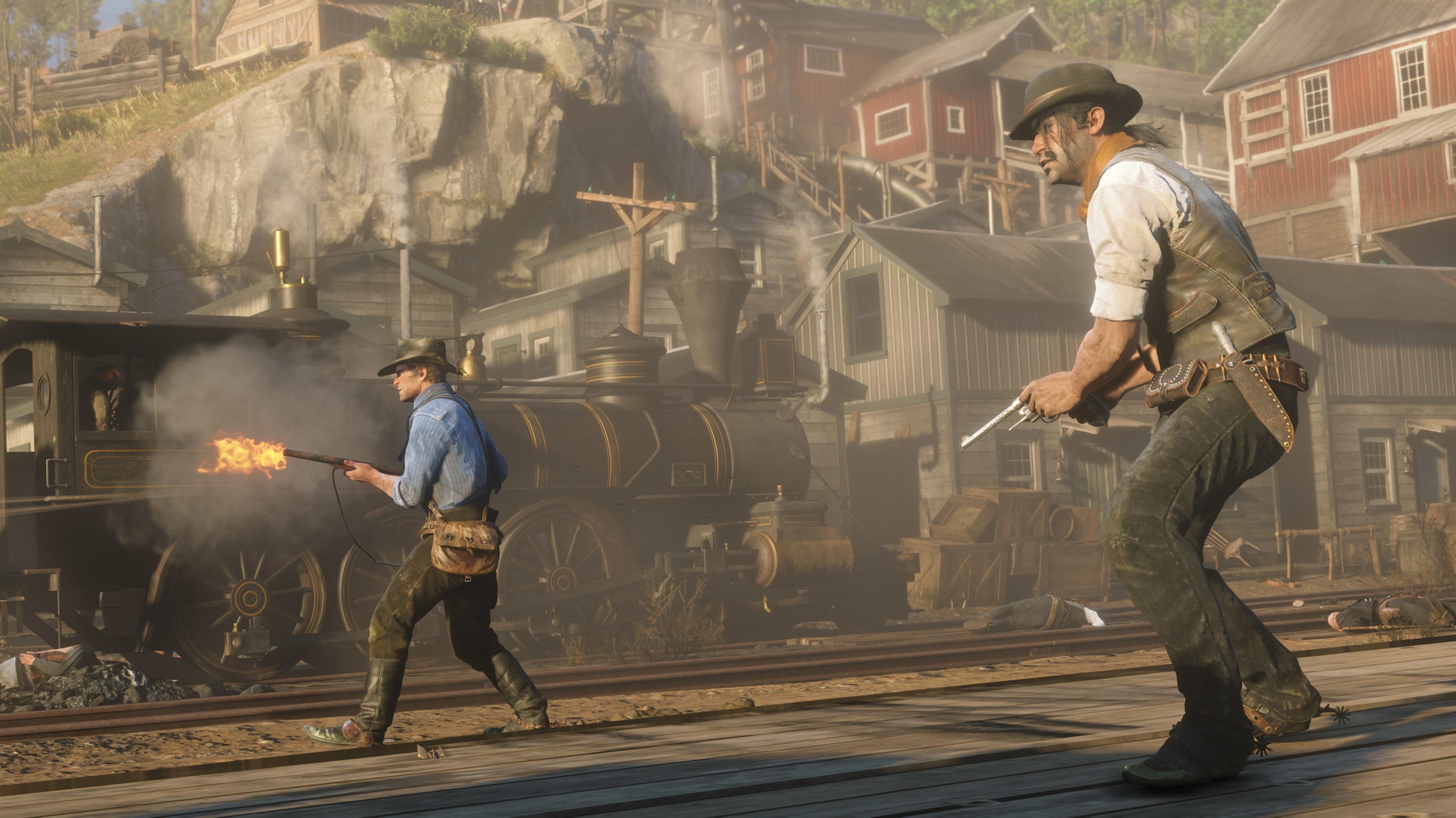 Resultado de imagem para Red Dead Redemption 2