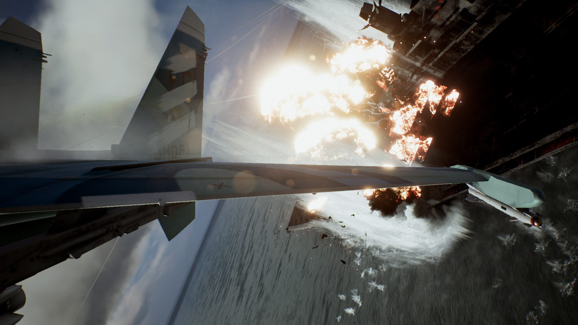 Ace Combat 7 Skies Unknown Release DAte