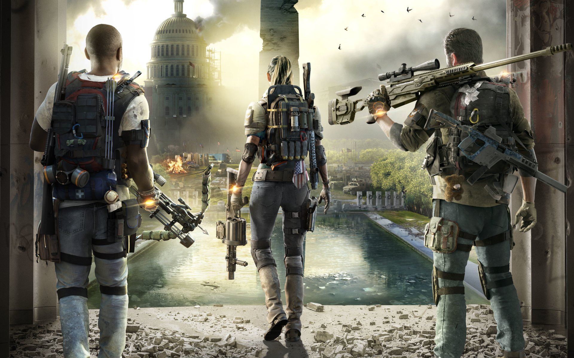 Boosting and Improving your Division 2 Frame Rate & FPS