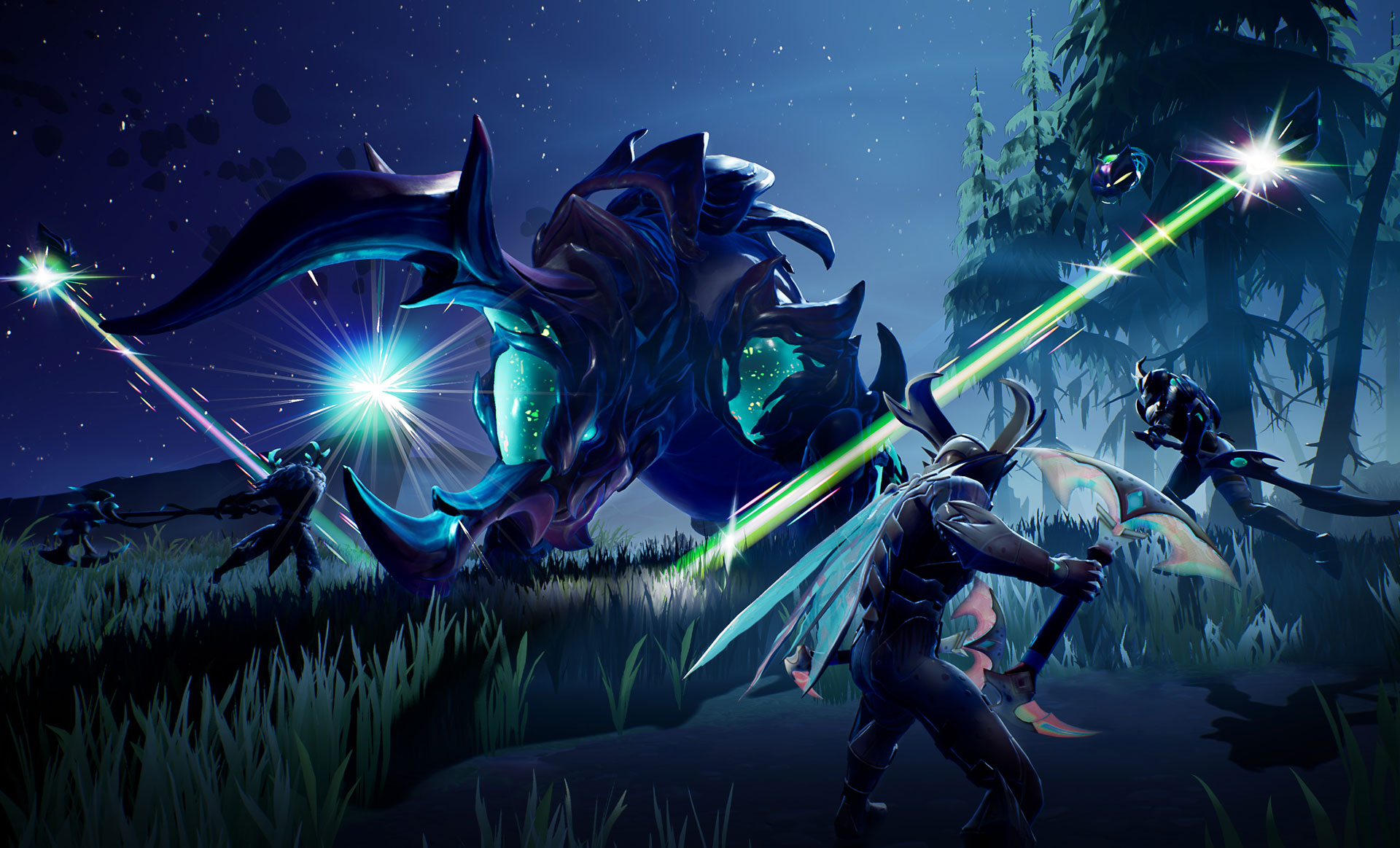 Boost your Dauntless Frame Rate & FPS - PS4, XBox One, PC |