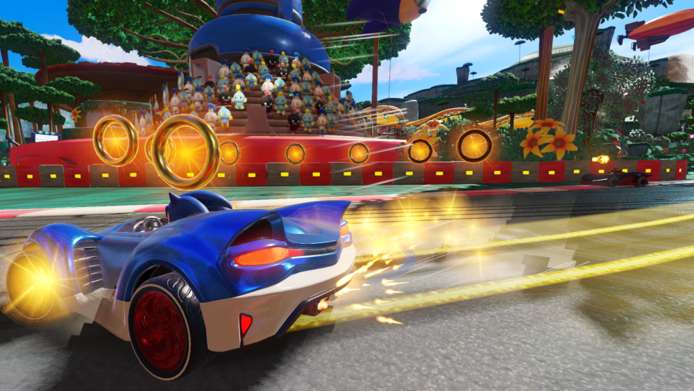 How To Solve Team Sonic Racing Lag - PS4, XBox One, Switch, PC
