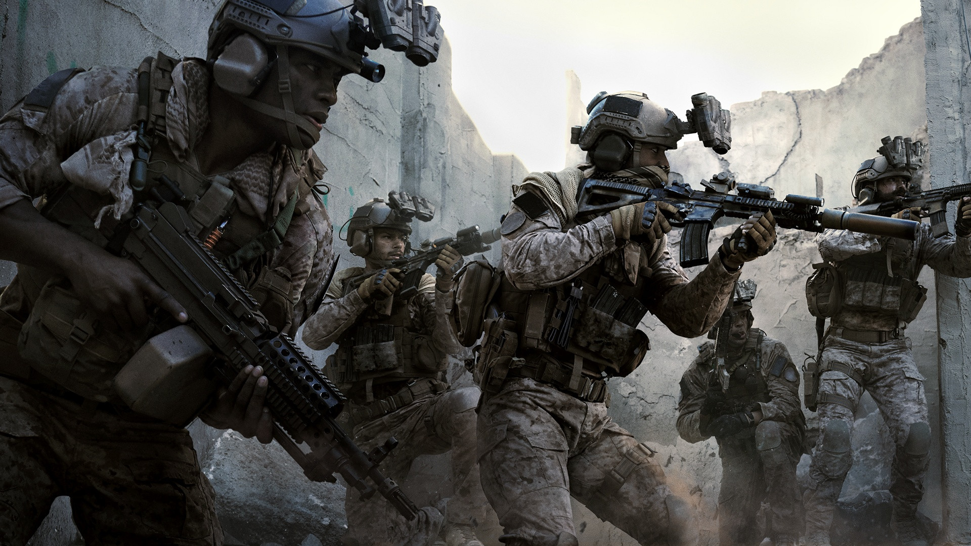 Call Of Duty Modern Warfare Audio Sound Fixes Chaos Hour